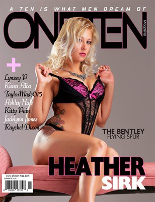 ONETEN Summer Issue #43