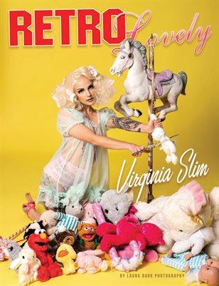 Retro Lovely No.124 – Virginia Slim Cover