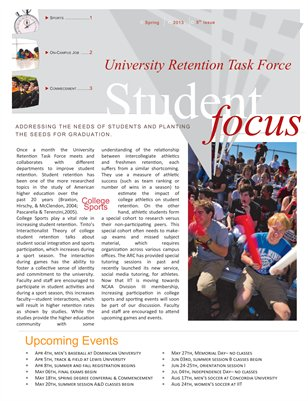 Student Focus 5th issue