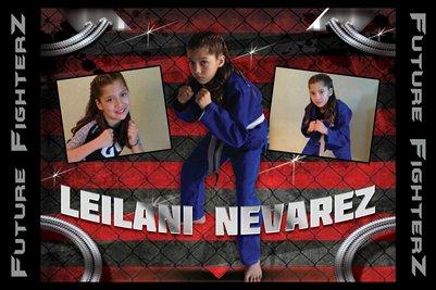 Leilani Nevarez 2015 Poster