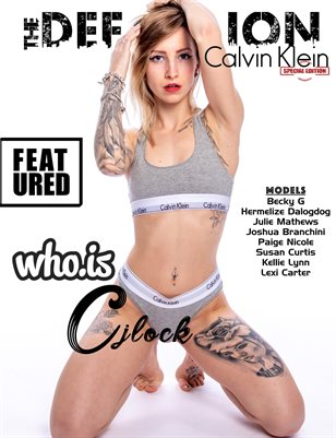 TDM: Calvin Klein Issue 2c - Cjlock