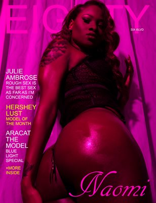 Naomi cover/issue