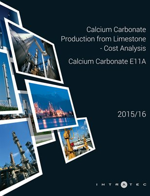 Calcium Carbonate Production from Limestone - Cost Analysis - Calcium Carbonate E11A