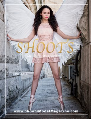 June 2019 Shoots Model Magazine