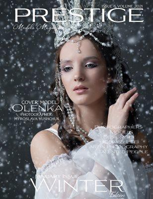 Prestige Models Magazine_ Winter 6/2021