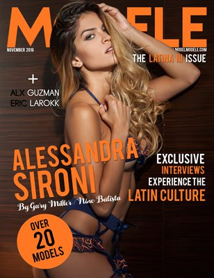 Model Modele Presents The Latina III Issue - Alessandra