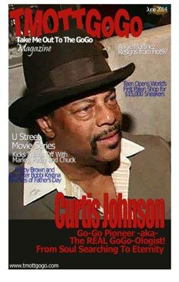 TMOTTGoGo Magazine - Curtis Johnson - June 2014