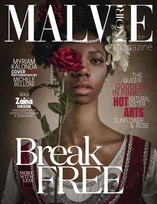 MALVIE Magazine NOIR Spécial Édition Vol. 36 April 2021