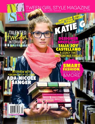 Tween Girl Style Magazine: Fall 2013 Smart Fashion