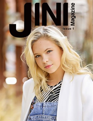 Jini Magazine Issue 1