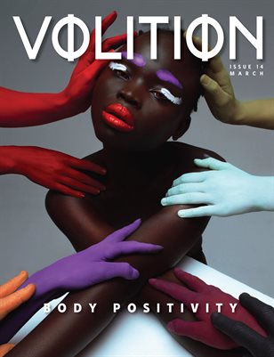 ISSUE 14 MARCH : BODY POSITIVITY : COVER 1