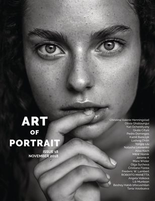 Art Of Portrait - Issue 19