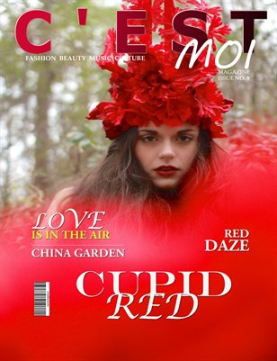 C'est Moi Magazine Issue Eight