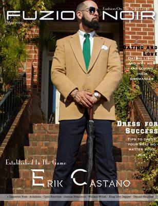 Fuzion Noir Eric Castano Cover