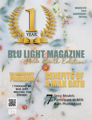 BLU LIGHT MAGAZINE MARCH 2020 EDITION