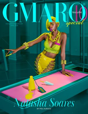 GMARO Magazine April 2020 Issue #15