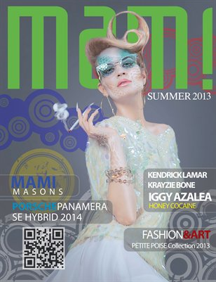 MAMi Magazine Jvdas Berra Issue
