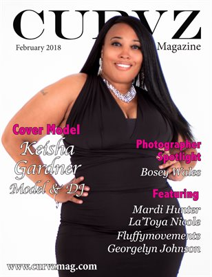 Curvz Magazine February 2018 Issue