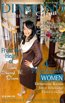 Diamond Diva Mag Issue Spring 2013