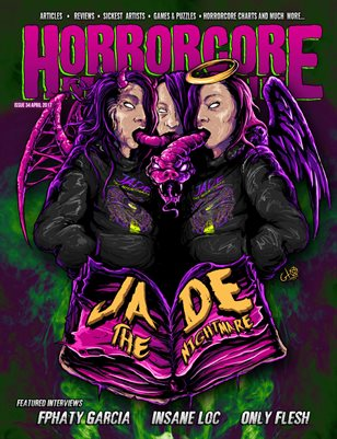Issue 34 - Jade The Nightmare & Only Flesh