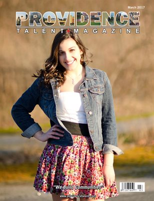 Providence Talent Magazine March 2017 Edition