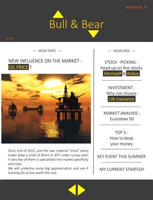 Bull & Bear Magazine #1