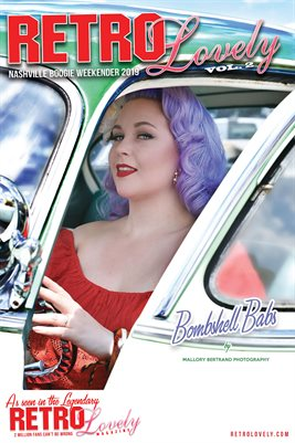 Bombshell Babs Cover Poster