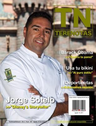 Jorge Sotelo... Disney's Storyteller