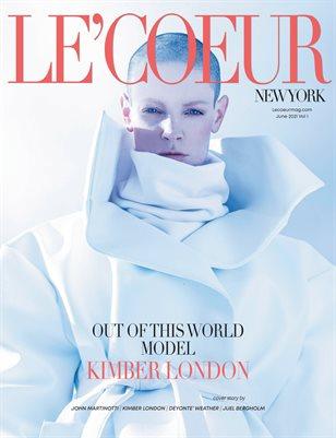 LE'COEUR Magazine June'21 vol1
