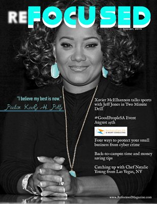 Refocused August Issue 2015