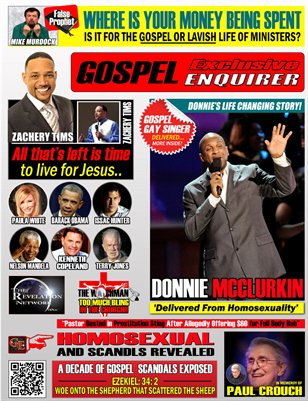 The Gospel Enquirer Magazine Vol.1