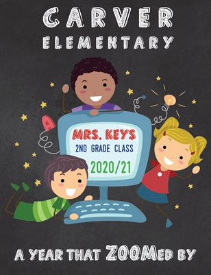 2nd Grade Yearbook 2020