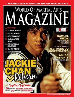 World of Martial Arts Magazine Sept/ Oct