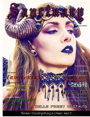 Sanctuary Magazine Vol#10