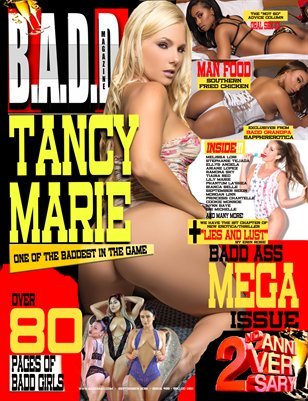2 Year Anniversary Issue (Tancy Marie Cover)