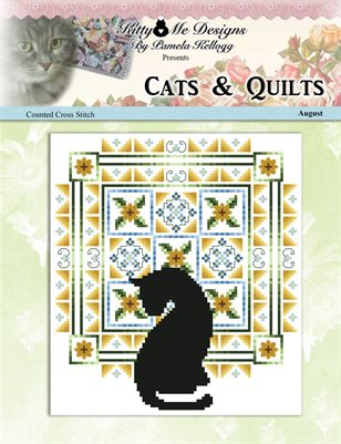 Cats And Quilts August