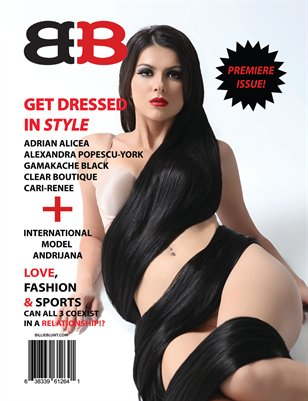 BB Magazine Premiere Issue
