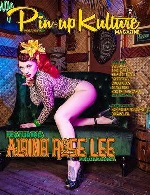 Pinup Kulture Magazine Volume 6 Issue 7-August 2021