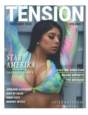 TENSION MAGAZINE #7 (STAR)