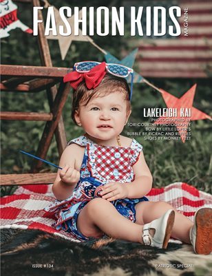 Fashion Kids Magazine | Issue #134 (Patriotic Special)