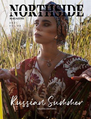 Northside Magazine Volume 84 Featuring Valeria Davydova