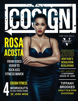 COSIGN Magazine: Issue 16 | The VICE Issue