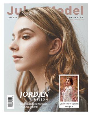 January 2018 Jules Model Magazine