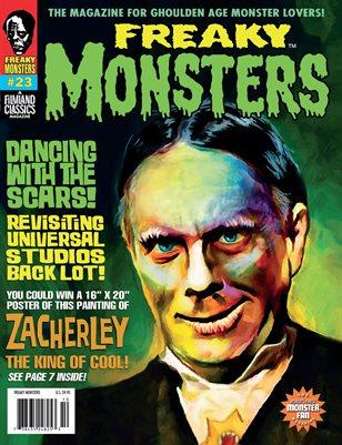 Freaky Monsters 23