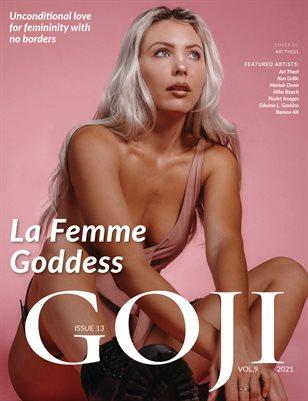 GOJI MAGAZINE ISSUE 13 VOL.9 2021