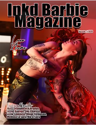 Inkd Barbie Magazine Issue #109 - Luna Xtreme