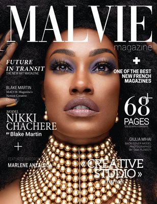 MALVIE Mag - Creative Studio Vol. 23 JULY 2020