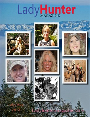 Lady Hunter Magazine July-Aug 2013