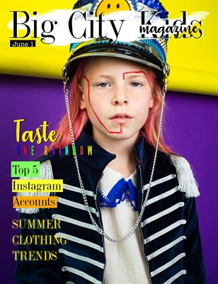 BCK Magazine   June 1st
