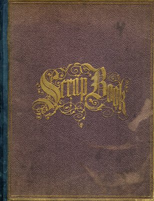 1879 Elizabeth Seaman Scrapbook